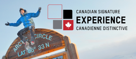 Tour du Cercle Polaire - Experience Canadienne Distinctive - Nature Tours of Yukon