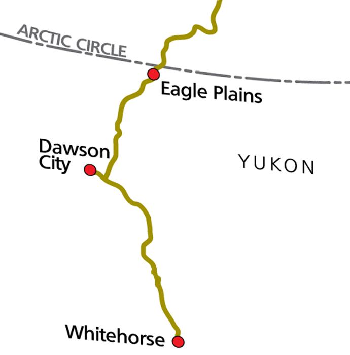 Polarkreis- Kanada- Fotoreise- Nature Tours of Yukon