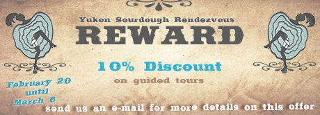Yukon Sourdough Rendezvous discount 2017