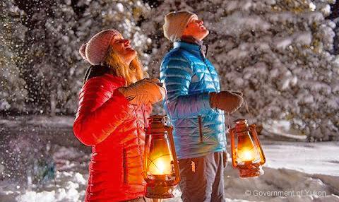 Yukon winter tours - Travel to Yukon