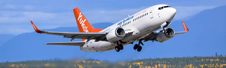 Air North Yukon's airline book your air fare here