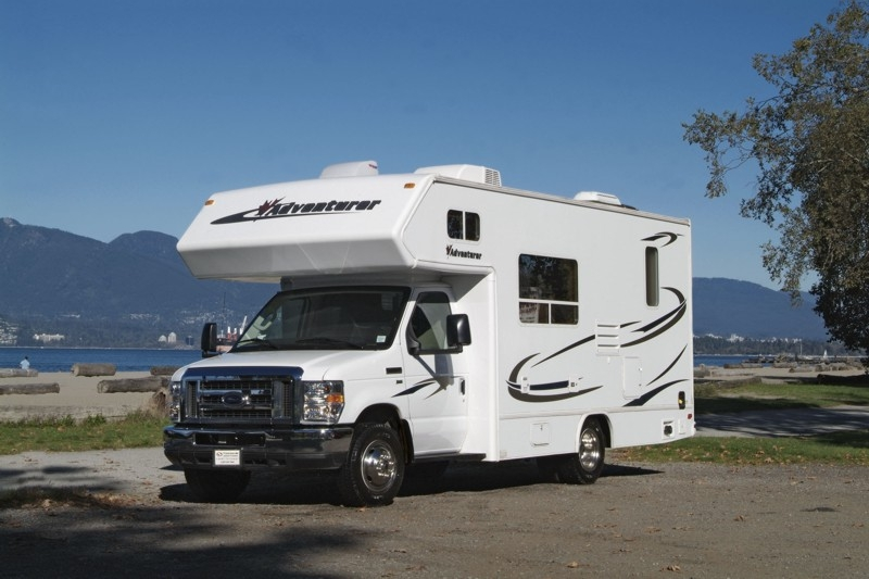 motorhome rental canada and Alaska by Nature Tours of Yukon