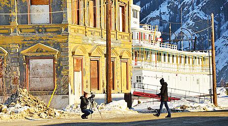 Brabant werelswijd Film crew.