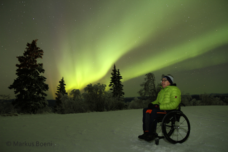 Markus Boeni - Yukon, Kanada