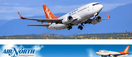 AirNorth airfare and reservations - Nature Tours of Yukon