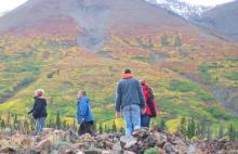 Day trip to Kluane National Park