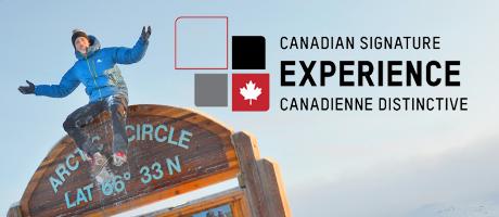 Tour du Cercle Polaire Arctique - Experience Canadienne Distinctive - Nature Tours of Yukon