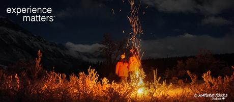 Yukon Aurore Boréale - Northern Lights viewing