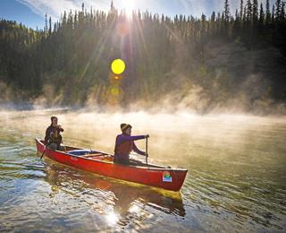 Explore Yukon's Rivers