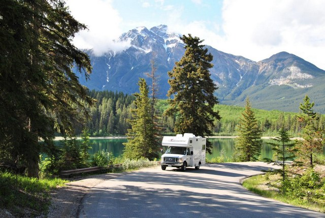 camper rentals - Alaska - Nature Tours of Yukon