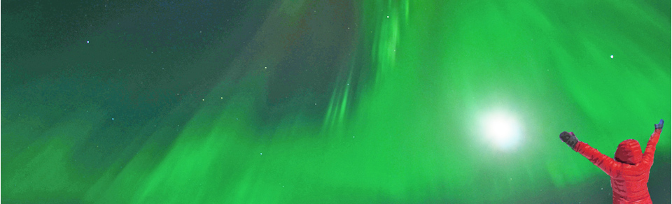 aurora borealis yukon - northern lights packages