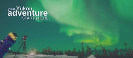 aurora borealis tours yukon - northern lights