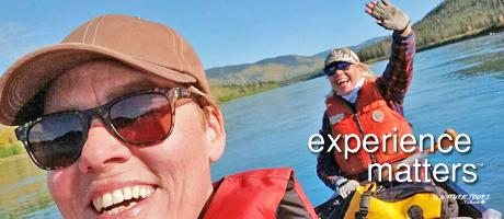 Experience Matters! travel agents