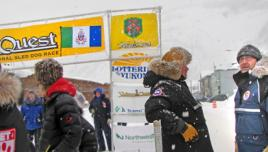 Dawson City - Yukon Quest