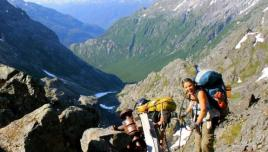 Golden Stairs, Chilkoot Trail