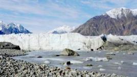 Kluane, Donjek Glacier