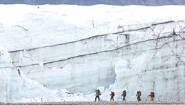 Donjek Glacier - Kluane - Nature Tours of Yukon