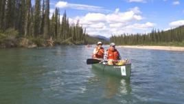 Liard River Yukon