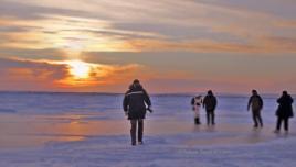 On the Arctic Ocean