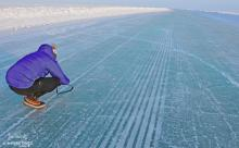 """On the Ice Road to """"Tuk"""""""