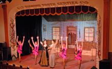 Daimond Tooth Gerties show