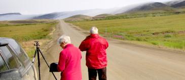Arctic Explorer - Guided Self Drive - summer