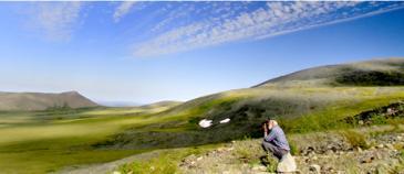 Explorez l'Arctique - Tombstone mountains - Dempster Highway