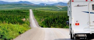 Arctic Camper Tour truck camper fraserway