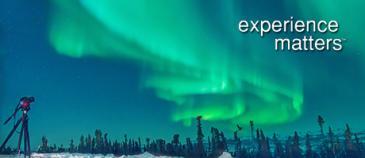 Yukons first aurora hunting company