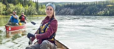 Yukon River Nature Tours of Yukon