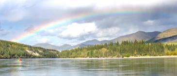 Yukon River, Canada - 6 day Canoe trip